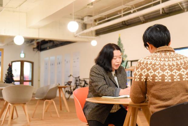 風水気学について雲井晴荷さんにインタビュー